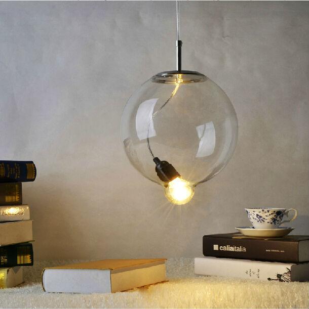 Moderne Glazen Bol Hanglamp  Buy Glazen Bol Hanglamp