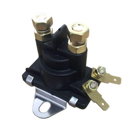 small resolution of enjocho solenoid valve marine starter tilt trim relay solenoid mercruiser 89 96158t 12v for