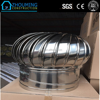 Environmental Industrial Extractor Roof Exhaust Fan For