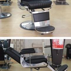 High Chair Egg Light Gray Velvet Accent Saloon For Barber Shops - Buy Chair,barber Product ...