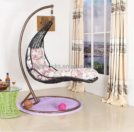 cheap patio chair swing indoor price outdoor garden rattan wicker hanging egg basket ...