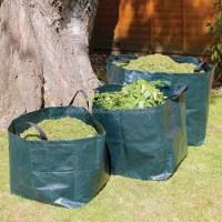 Garden Lawn Leaf Bag Holder Collapsible Leaf Bag - Buy ...