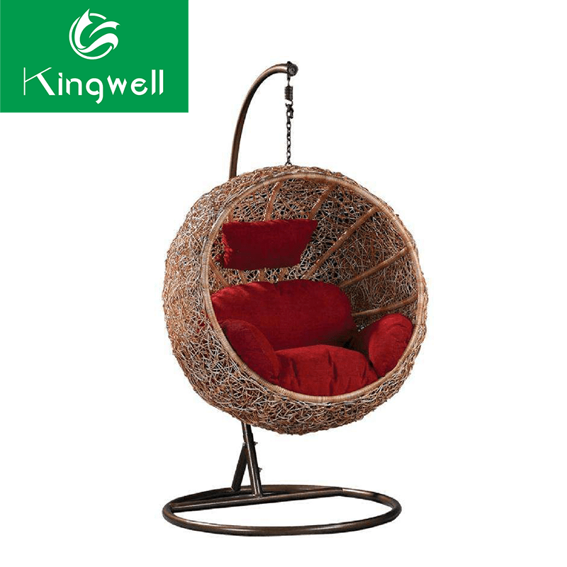teardrop swing chair home studio dining chairs garden used hammock egg round shape