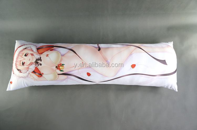 Anime Pillow Cover Body Pillow Christmas Girl Most Popular