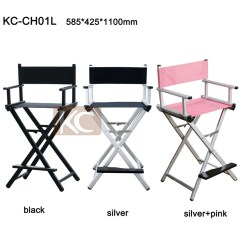 Personalized Makeup Artist Chair Bungee Target Pink Portable Salon Make Up Styling Barber Aluminum Fashion
