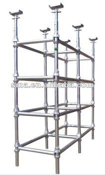 HDG/Paiting/Galvanized steel scaffold cuplock standard
