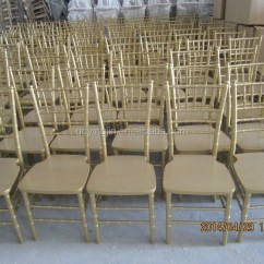 Stackable Restaurant Chairs Eames Dining Tiffany White Sillas Tifani Wholesale Wood Chiavari Chair - Buy Wedding ...