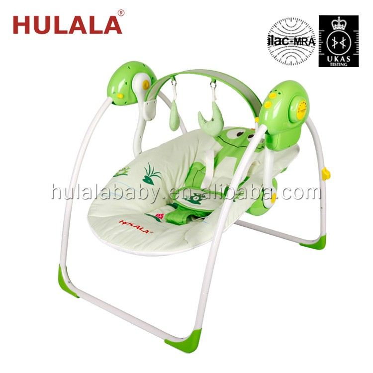 Electric Bed Baby Cradle Swing Cot Bassinet  Buy Electric