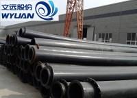 Pe100 hdpe pipe/150mm 300mm 200mm pijp lijn-plastic buizen ...