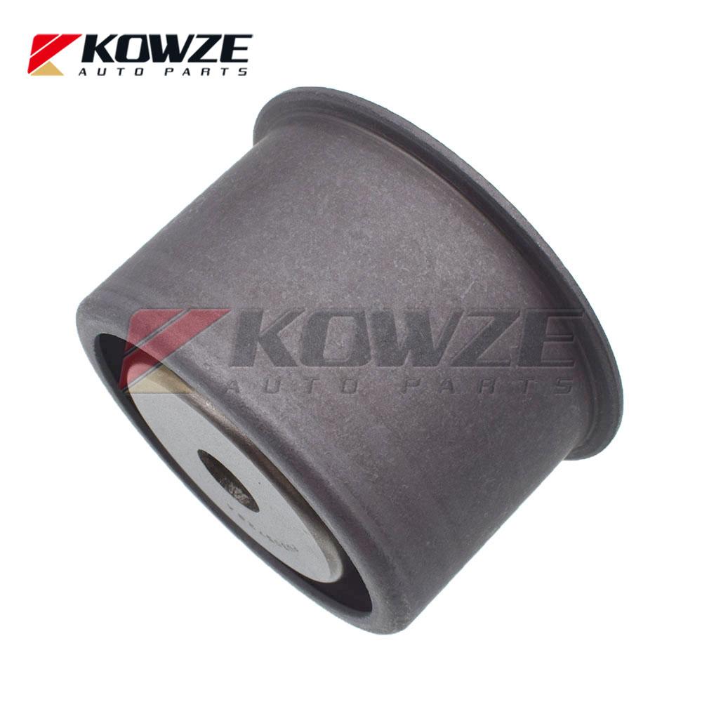 medium resolution of timing belt idler pulley for mitsubishi pajero v43 v45 v73 v75 v93 v97 k96 md319022