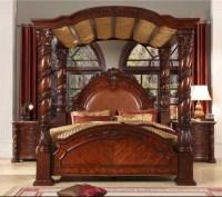 Bisini New Product Wood Bedroom Set,Solid Wood Luxury King ...