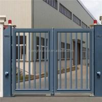 Electric Flexible Folding Gate Design - Buy Entrance Metal ...