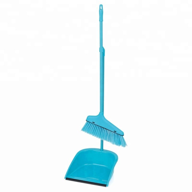 long dustpan set household cleaning dustpan with broom floor cleaning dustpan set