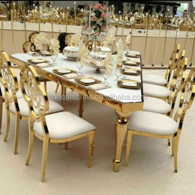 steel chair gold full recline zero gravity with massage technology new design luxury wedding stainless for sale buy