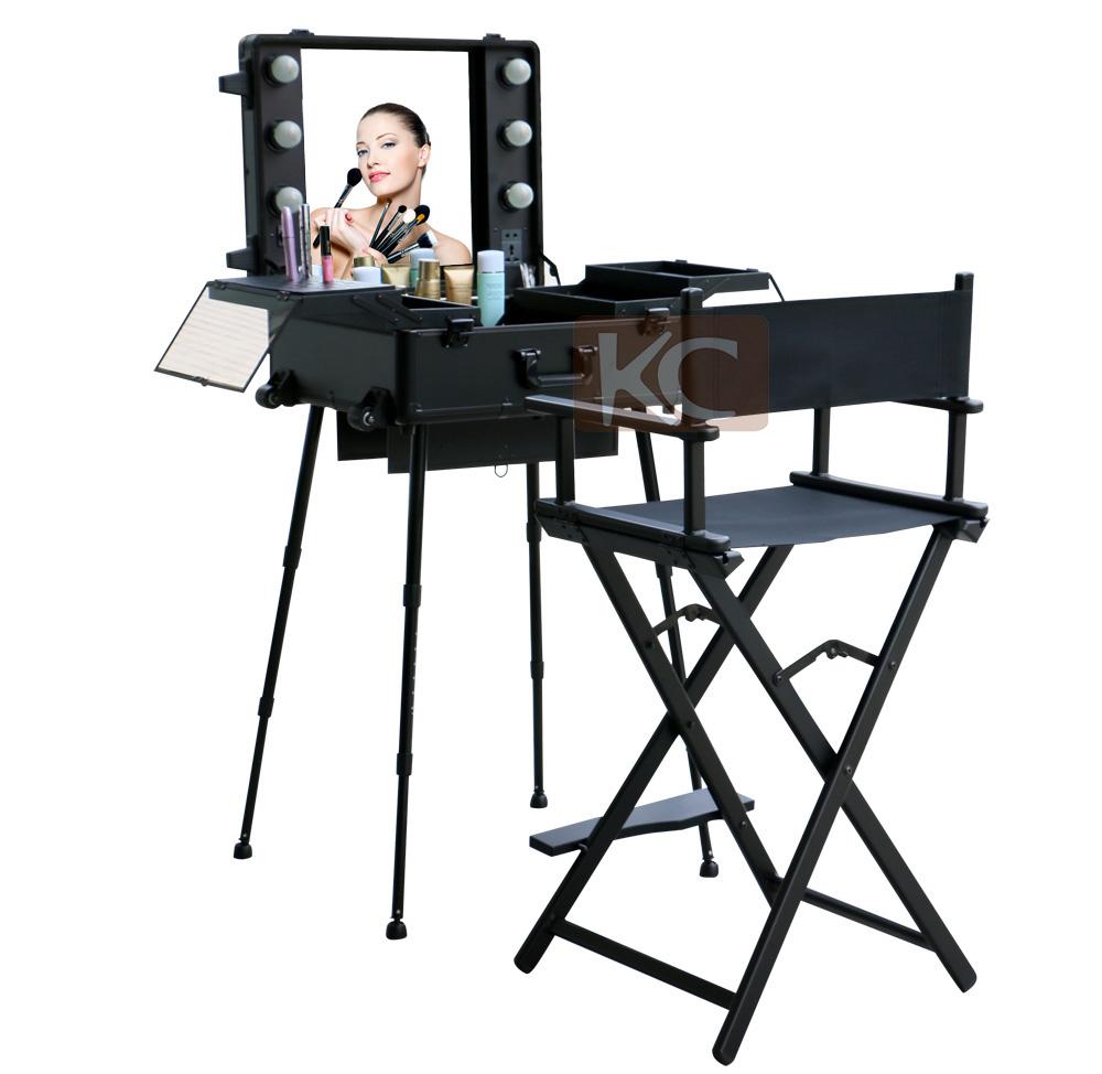 Professional Salon Hair Dressing Portable Aluminum
