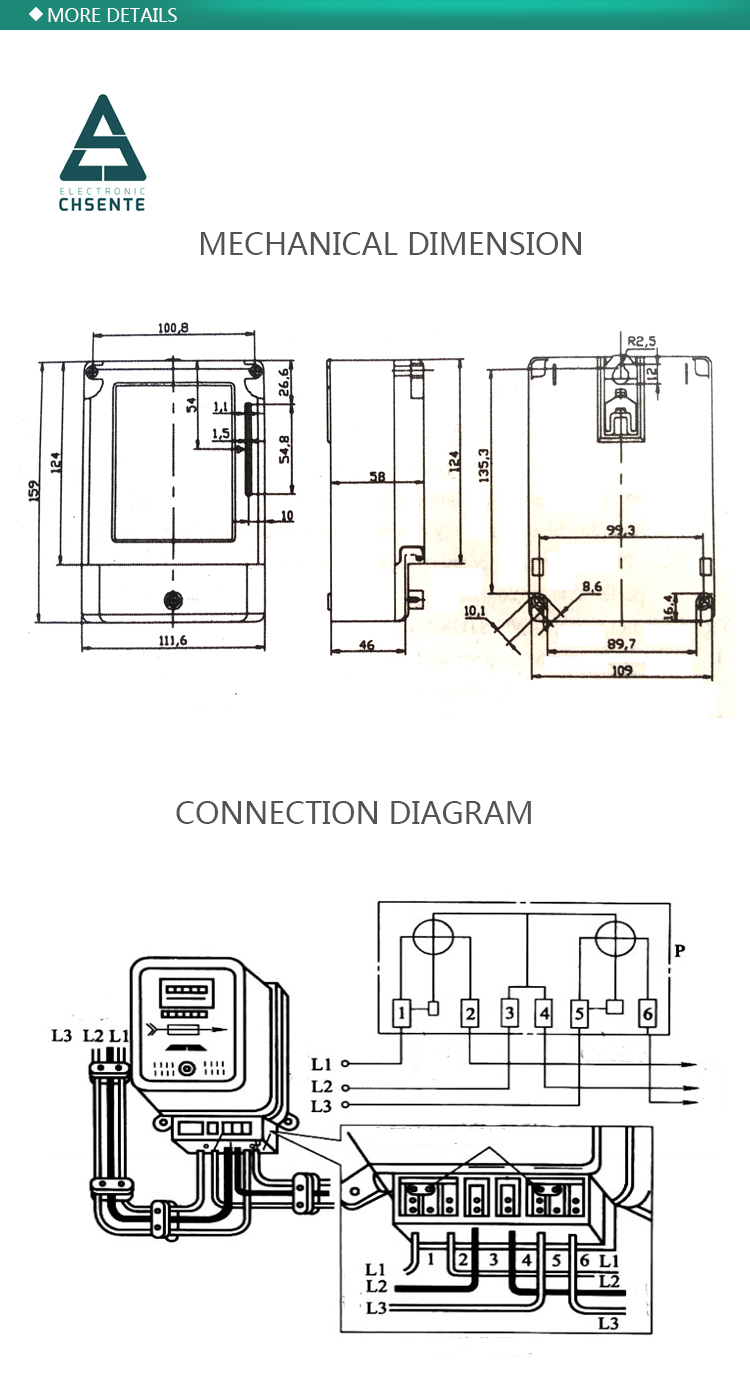 medium resolution of dtsy7666 three phase electric kwh prepaid electricity meter smart card and stop digital power meter