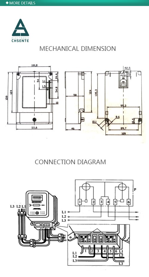 small resolution of dtsy7666 three phase electric kwh prepaid electricity meter smart card and stop digital power meter