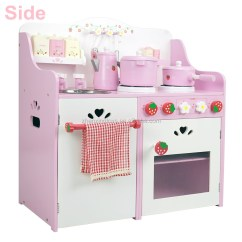 Wooden Kids Kitchen Commercial Pull Down Faucet Japanese Hot Selling Toy Sets View Childs