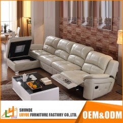 Living Room Reclining Sofas Cute Ways To Decorate A Small Low Price Furniture White Leather Sofa Modern Drawing Set Design With Storage