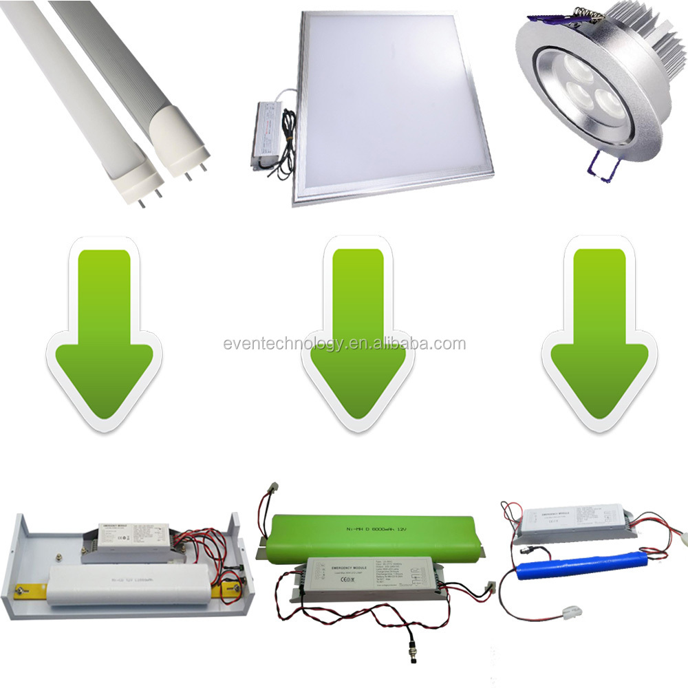 medium resolution of led tube power module 20w led emergency lighting emergency light battery pack