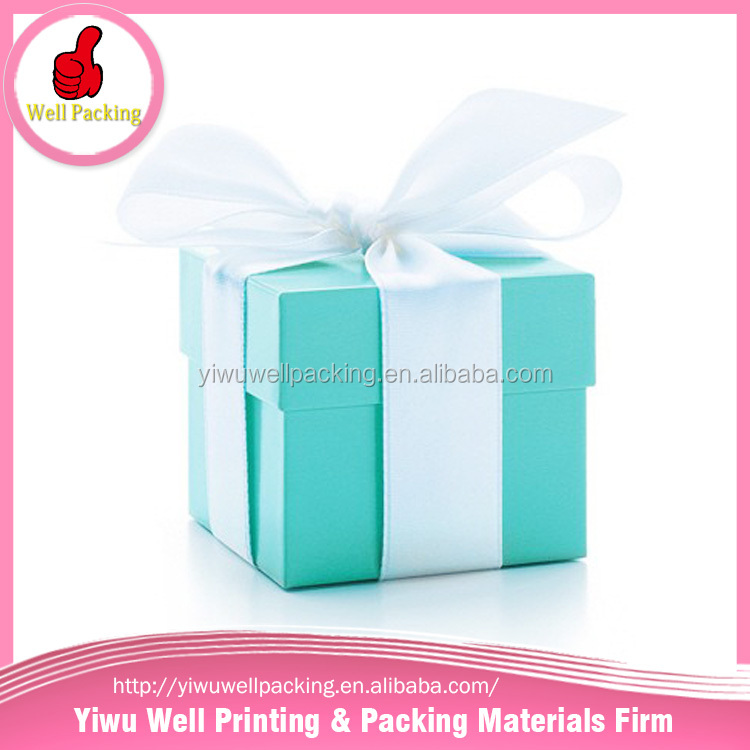 New Design Luxury Fancy Paper Praline Chocolate Box Packaging Gift For Wedding Invitation