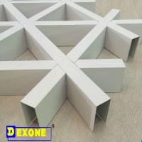 Aluminum Open Cell Ceiling Tile Grid Ceiling - Buy Alumium ...