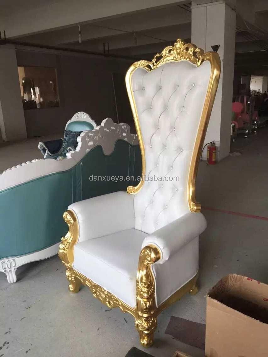 alibaba royal chairs hon motivate stacking chair danxueya luxury wedding throne for sale buy