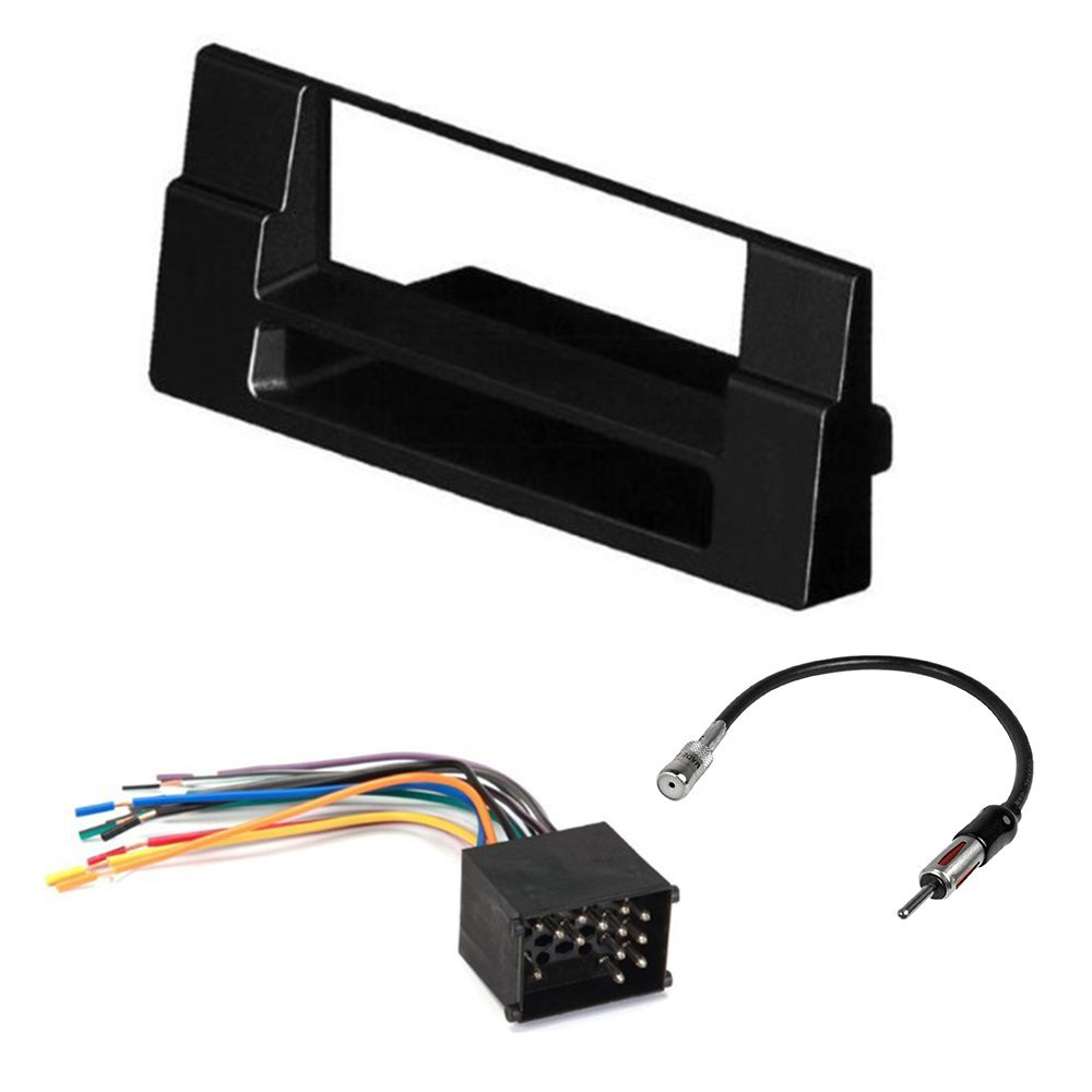 hight resolution of get quotations bmw 1997 2001 5 series car stereo radio kit dash installation trim w