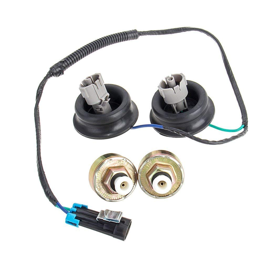 hight resolution of get quotations bang4buck 2 pieces knock sensor harness for chevy gmc silverado cadillac part number 10456603 12589867
