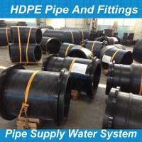 Polyethylene Pipe Butt Fusion Pe Pipe Fittings - Buy Pe ...