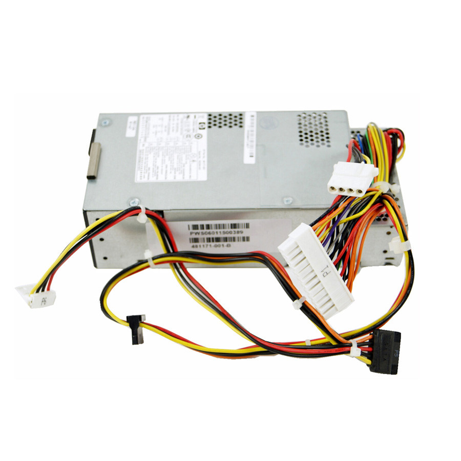 hight resolution of 481171 001 502354 001 ps 5151 08 150w psu for aio rp3000 pos point of sale system power supply