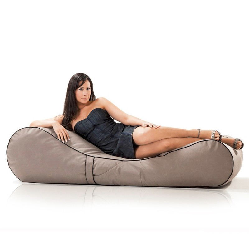 Hot Long Beanbag Sofa Chair