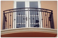 Hangzhou Factory Manufacturer Apartment Steel Balcony ...