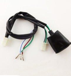 tc motor engine wiring harness loom for 50cc 70cc 90cc 110cc 125cc 140cc 150cc 160cc [ 1001 x 1001 Pixel ]