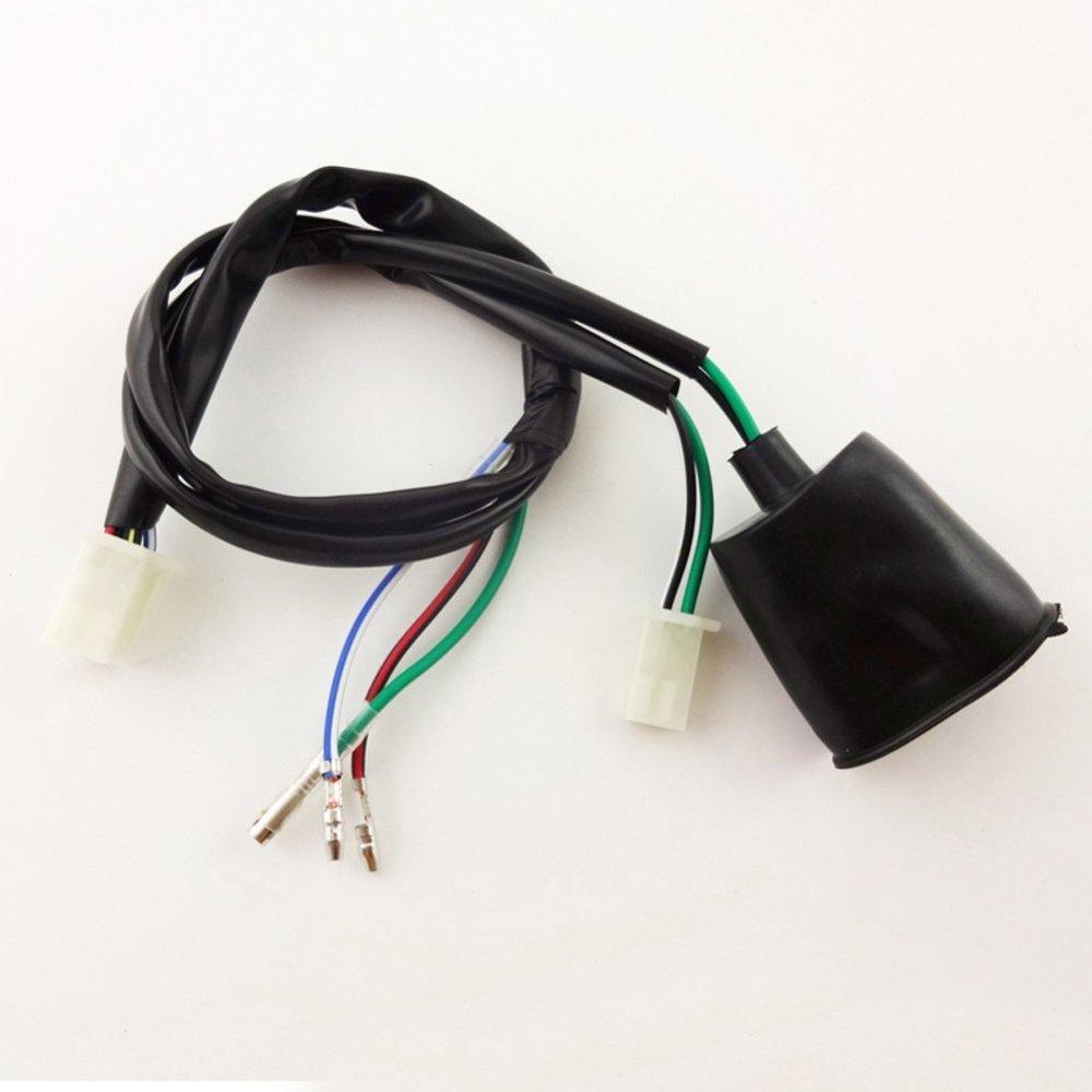 medium resolution of get quotations tc motor engine wiring harness loom for 50cc 70cc 90cc 110cc 125cc 140cc 150cc 160cc