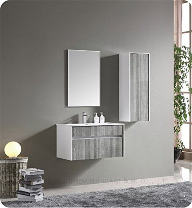 Melamine Faced Bathroom Vanity Rustic Style For European Market With Artificial Stone Counter Top Buy Bathroom Vanity Cabinet Wall Hung Melamine Faced Bathroom Vanity Mfc Bathroom Vanity Product On Alibaba Com
