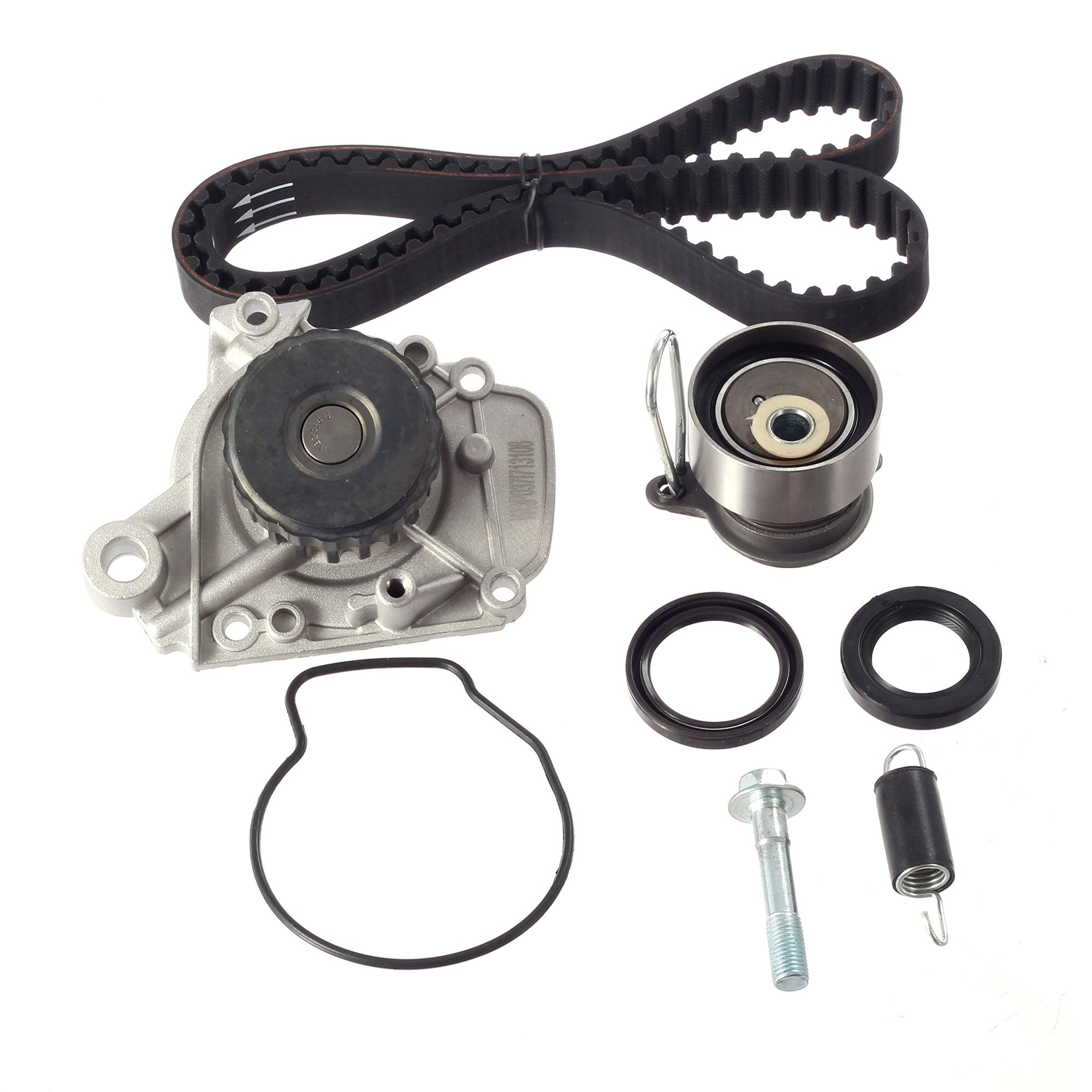 hight resolution of get quotations tbk312vc honda civic dx ex gx lx 1 7 timing seal d17a timing belt kit valve cover