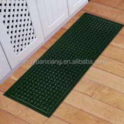 Cheap Kitchen Floor Mats Metal Cabinet Price Patterned Waterproof Buy