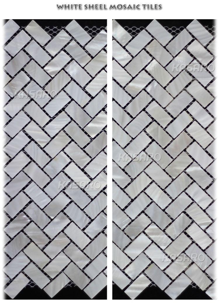 Perlmutt Mosaik Fliesen Mosaikfliesen Ansehen Glasmosaik Perlmutt