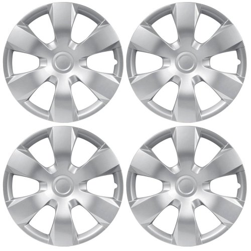 small resolution of get quotations bdk toyota camry style hubcaps cover 16 inch silver replica wheel hub cap covers