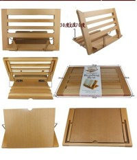Chinese Manufacture Portable Wooden Book Reading Stand ...