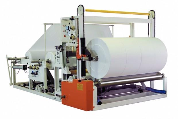 Tissue Paper Mill Used Paper Slitter Rewinder Machine