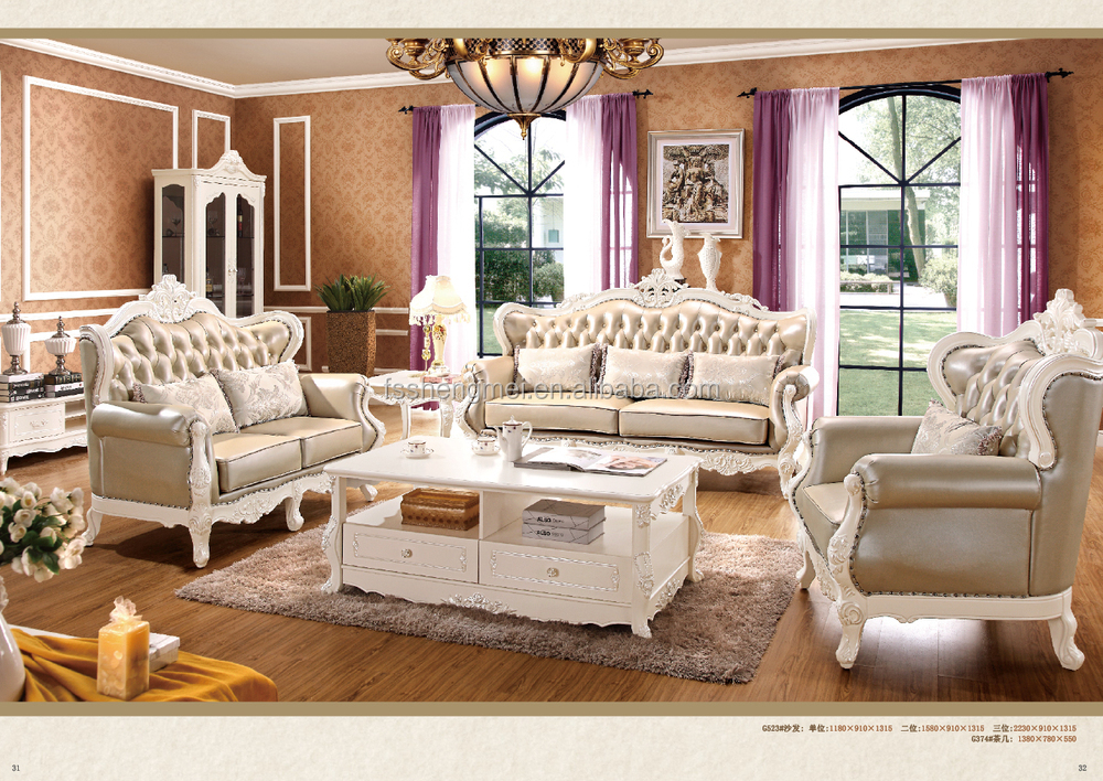 dubai living room furniture decorating ideas gallery solid wood and genuine leather sofa view