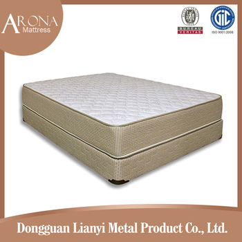 2017 Extra Firm Hard Foam Mattress Continuous Spring Pocket