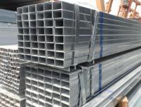 Stainless Steel Galvanized Gi Square Pipe - Buy Galvanized ...
