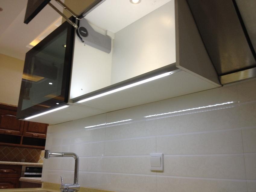 Led Shelf Edge Lighting Under Cabinet Led Furniture Bar Dc