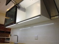 Led Shelf Edge Lighting Under Cabinet Led Furniture Bar Dc ...