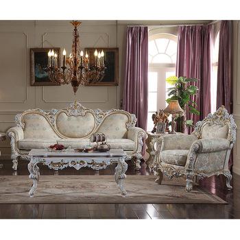 italian style living room furniture floral baroque sofa set