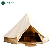 5M Large Camping Tent 8 Person+ Family Teepee Outdoor ...