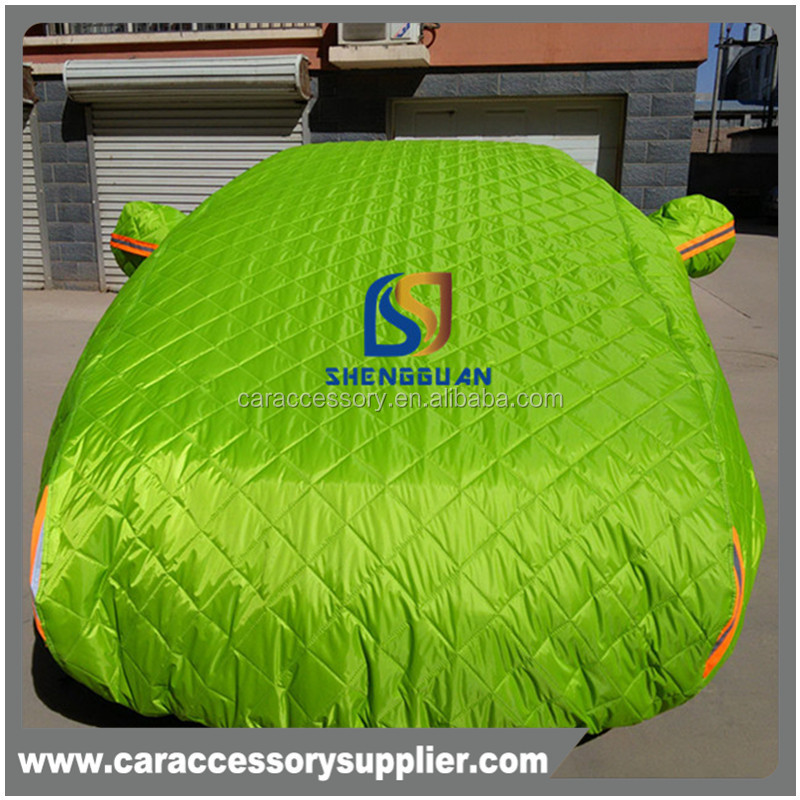 Hail ProtectionHail Suppresssion Winter Use Car Cover